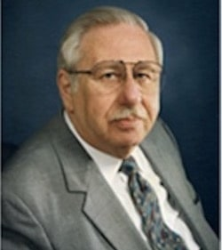 Picture of Seymour E. Siegel (1922-2007)